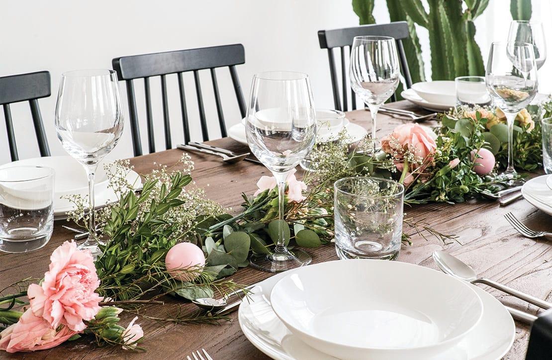 Decorazioni Pasquali Da Tavola : Pasqua a tavola idee per decorare immobiliare conti